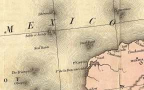 Bermeja, a phantom island.