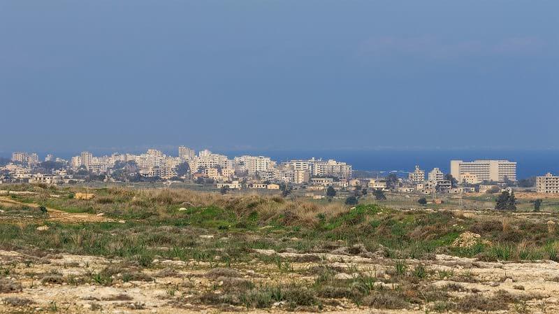 View of Varosha.