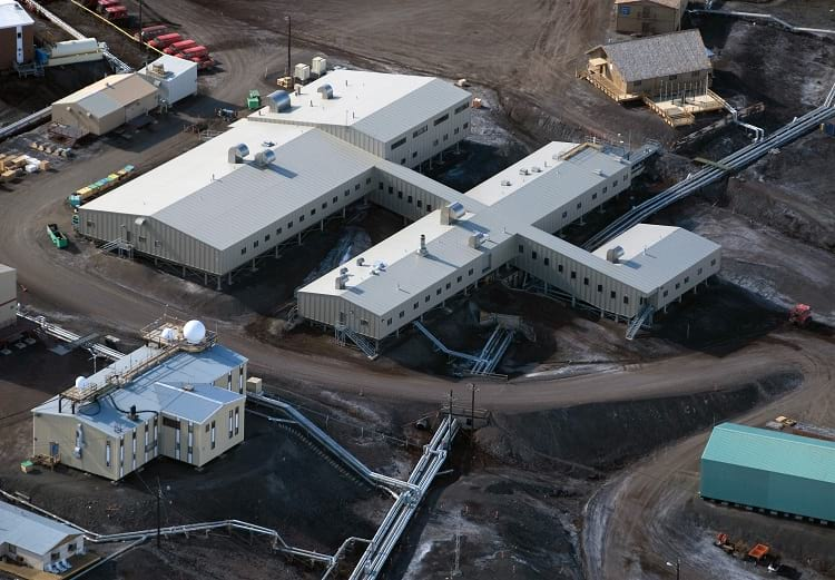 Crary Science and Engineering Cente, located at McMurdo Station.