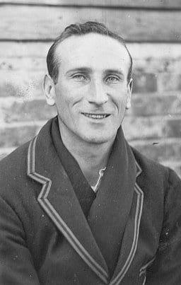 Douglas Jardine.