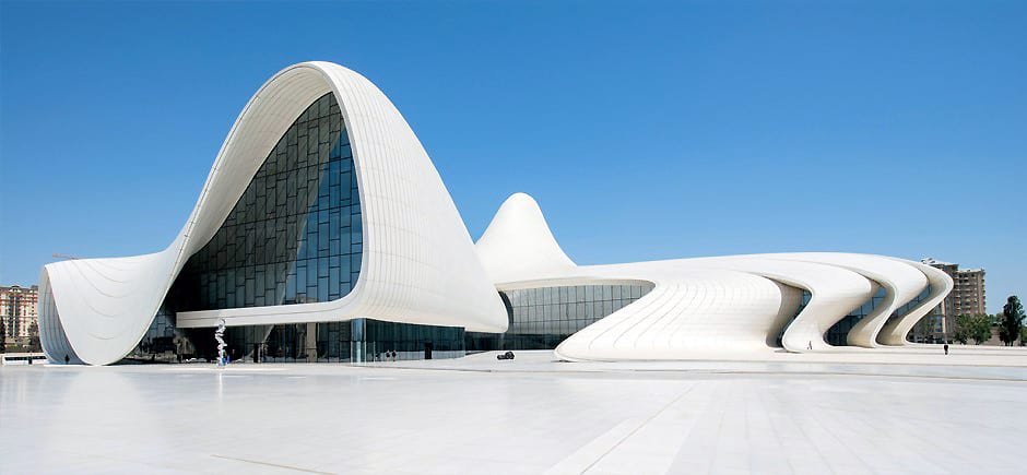 Haydar Aliyev Center