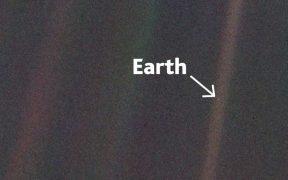 Pale Blue Dot.