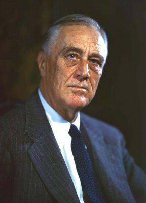 Franklin D. Roosevelt,