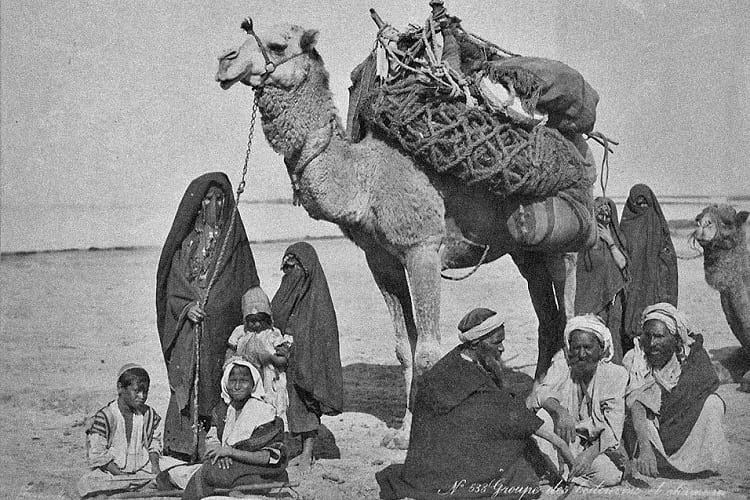 A Bedouin tribe.