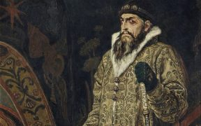 Painting of Ivan IV Vasilyevich