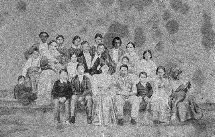 Chang and Eng Bunker children