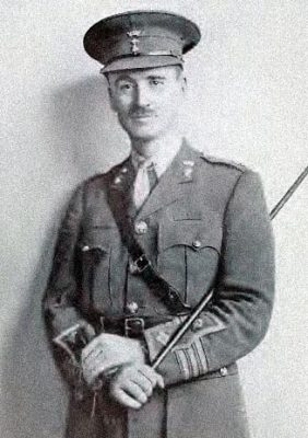 Lieutenant-Colonel John Henry Patterson.