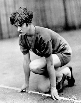Betty Robinson.
