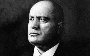 Dictatorship: Benito Mussolini