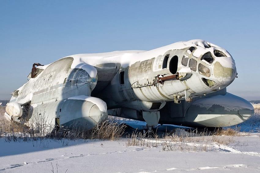 Bartini Beriev VVA-14.