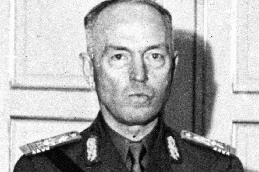 Ion Antonescu.
