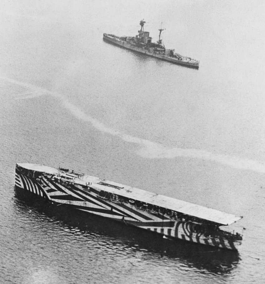 HMS Argus (