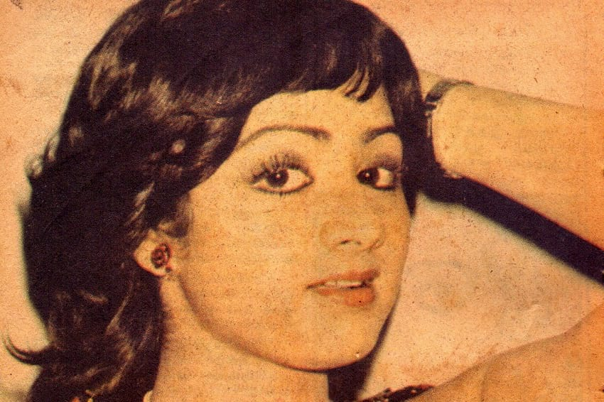 Young Sridevi