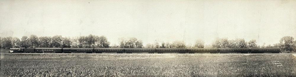 Alton Limited locomotive