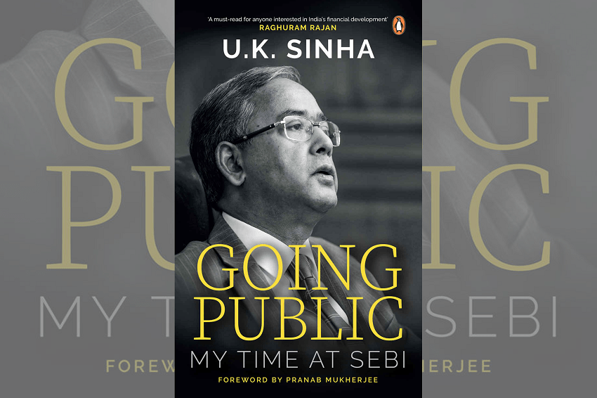 Going Public book cover.
