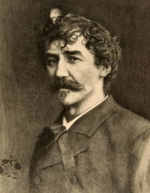 James McNeill Whistler.