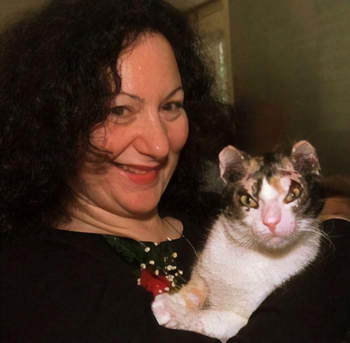 Scarlette with Karen Wellen